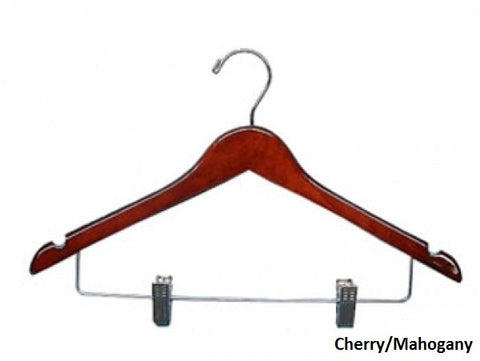 Women's Notched Suit Hanger