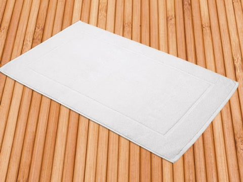 Luxury Framed Bath Mat