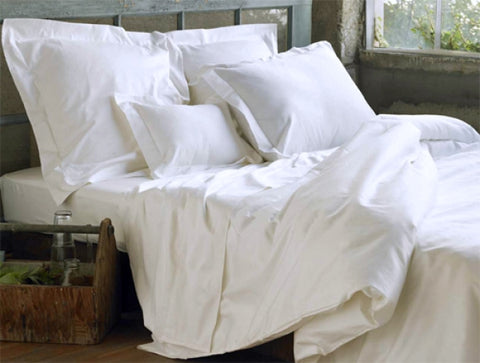 Sateen Organic Cotton Duvet Covers