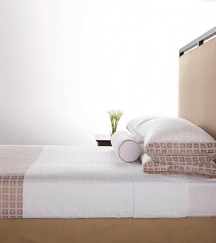 Comfort Block Integrated Bed Scarf Top Cover