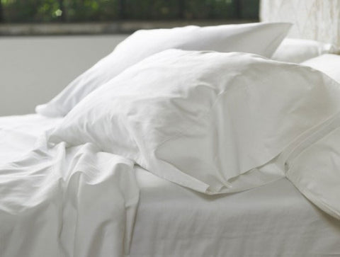 Sateen Organic Cotton Sheets