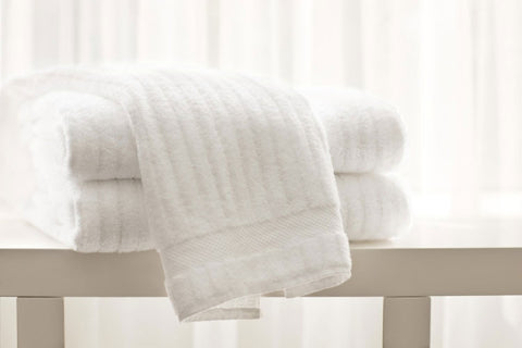 Luxury Stripe Bath Towel