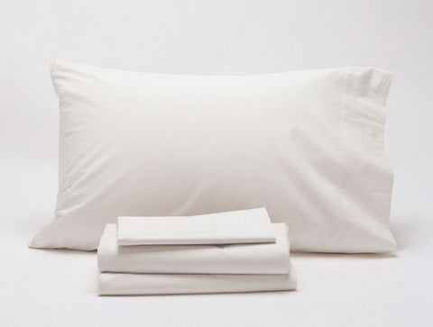 220 Percale Organic Cotton Sheets