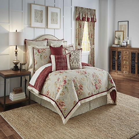 Fresco Flourish Comforter Set by Waverly