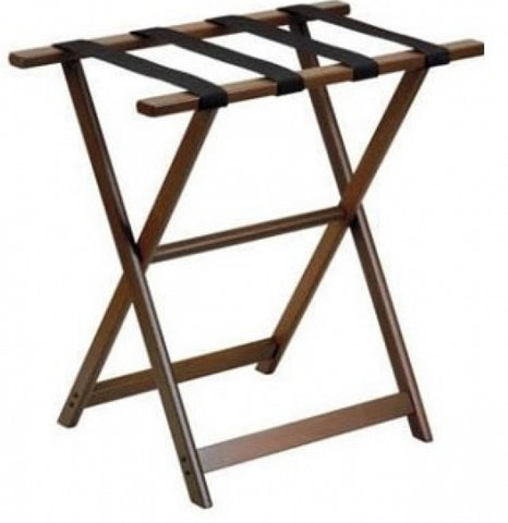 Tall Straight Leg Luggage Rack