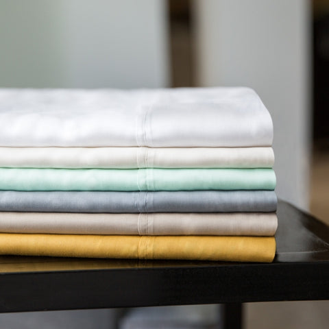 Tencel Solid Sheet Sets