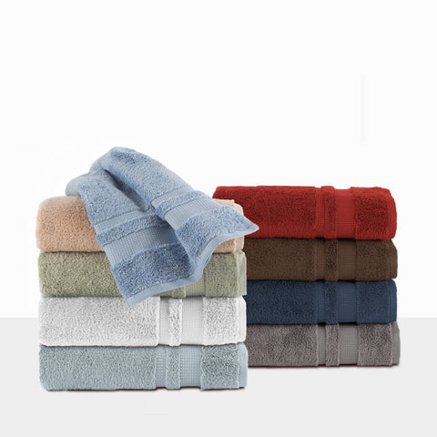 Supima Luxe Towels