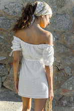 Layla Dress- White