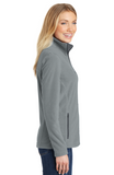 Ladies Summit Fleece Full-Zip Jacket - Embroidered Left Chest
