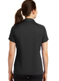 Womens Nike Pebble Texture Polo