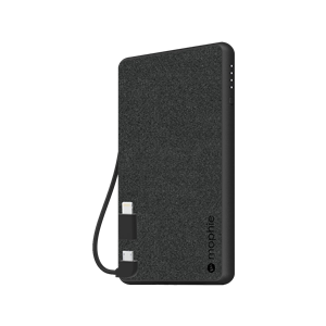 mophie Powerstation Plus Mini - Black Fabric (4,060mAh)