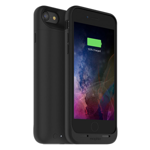 mophie Juice Pack Air for Apple iPhone 7 or 8 - Black