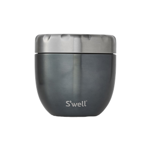 S'well Eats Blue Suede 21.5 oz Food Bowl