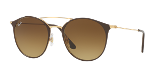 Ray-Ban Highstreet Gradient Sunglasses