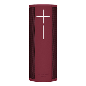 Ultimate Ears Megablast Speaker with Amazon Alexa - Merlot