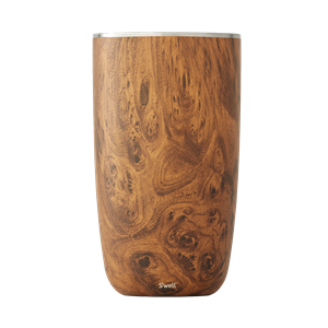 S'well 25 oz Teakwood Wine Chiller