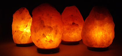 Natural Shape Salt Lamps