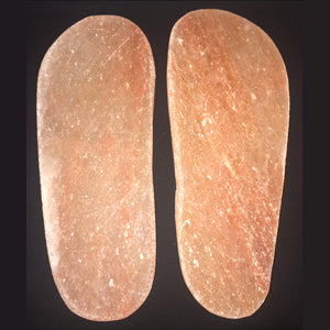 Himalayan Salt Foot Blocks