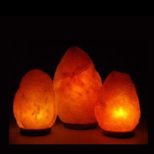 Two Bedrooms and One Family Room Salt Lamp Pack