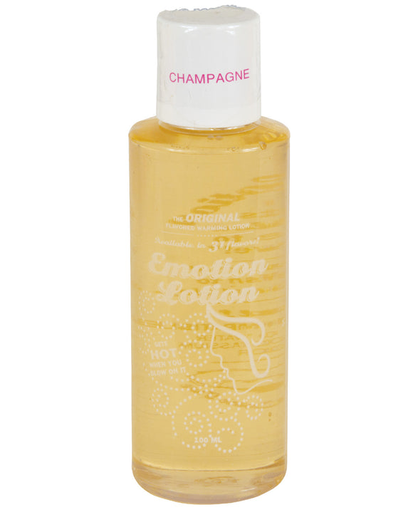 Emotion Lotion - Champagne - Pearl Pleazures