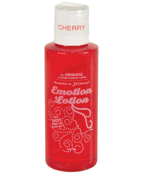 Emotion Lotion - Cherry - Pearl Pleazures