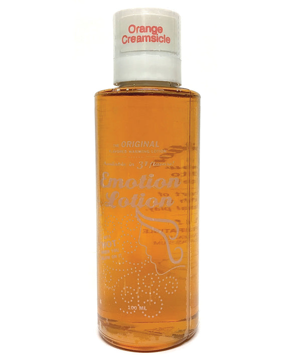 Emotion Lotion - Orange Creamsicle - Pearl Pleazures