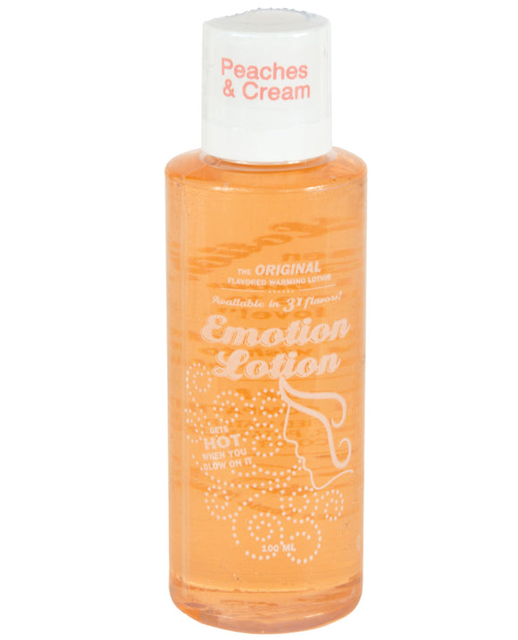 Emotion Lotion - Peaches & Cream - Pearl Pleazures