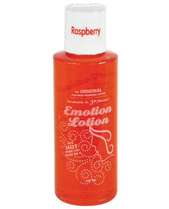Emotion Lotion - Raspberry - Pearl Pleazures