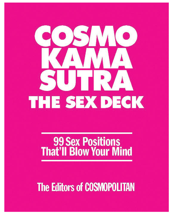 Cosmo's Kama Sutra - The Sex Deck - Pearl Pleazures