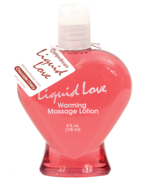 Liquid Love - 4 Oz Chocolate Cherry Sundae