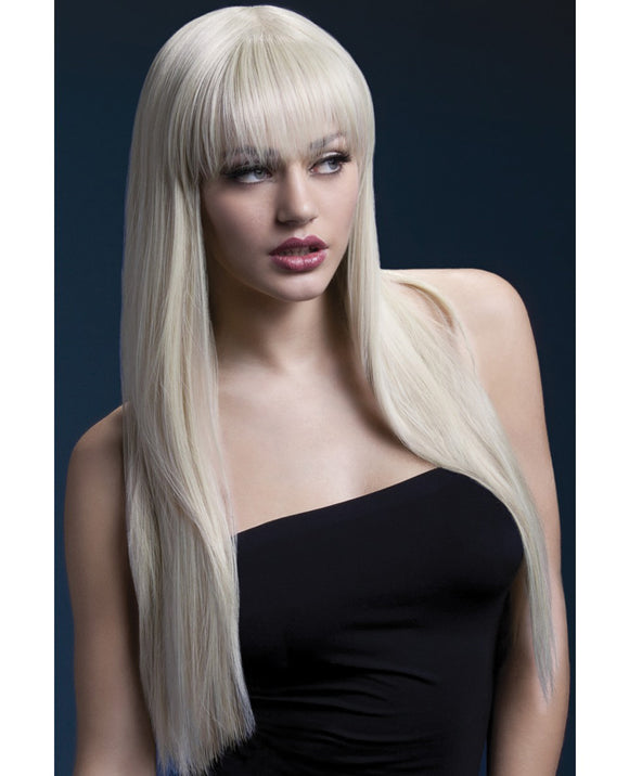Blonde Long Wig - Fever Jessica Collection - Pearl Pleazures