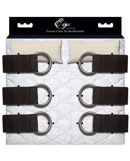 Edge Extreme Under The Bed Restraints - Pearl Pleazures