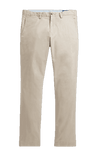 POLO RALPH LAUREN - Pantalon chino slim stretch beige - Lothaire boutiques (6540366807205)