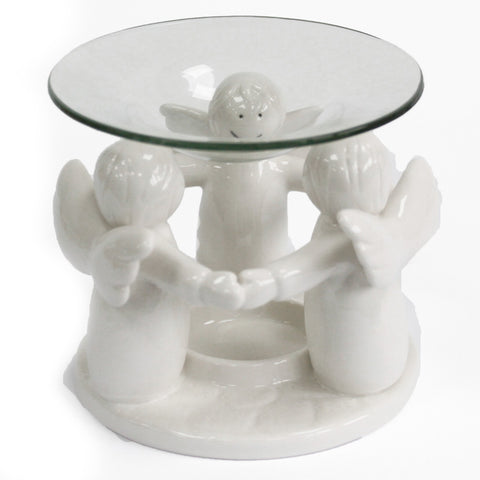 Three Angels Oil Burner - Ellie J Shoppe