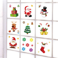 Removable Holiday Stickers - Ellie J Shoppe