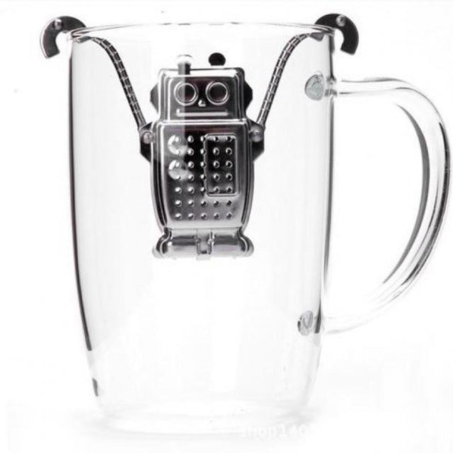 Robot Tea Infuser - Ellie J Shoppe