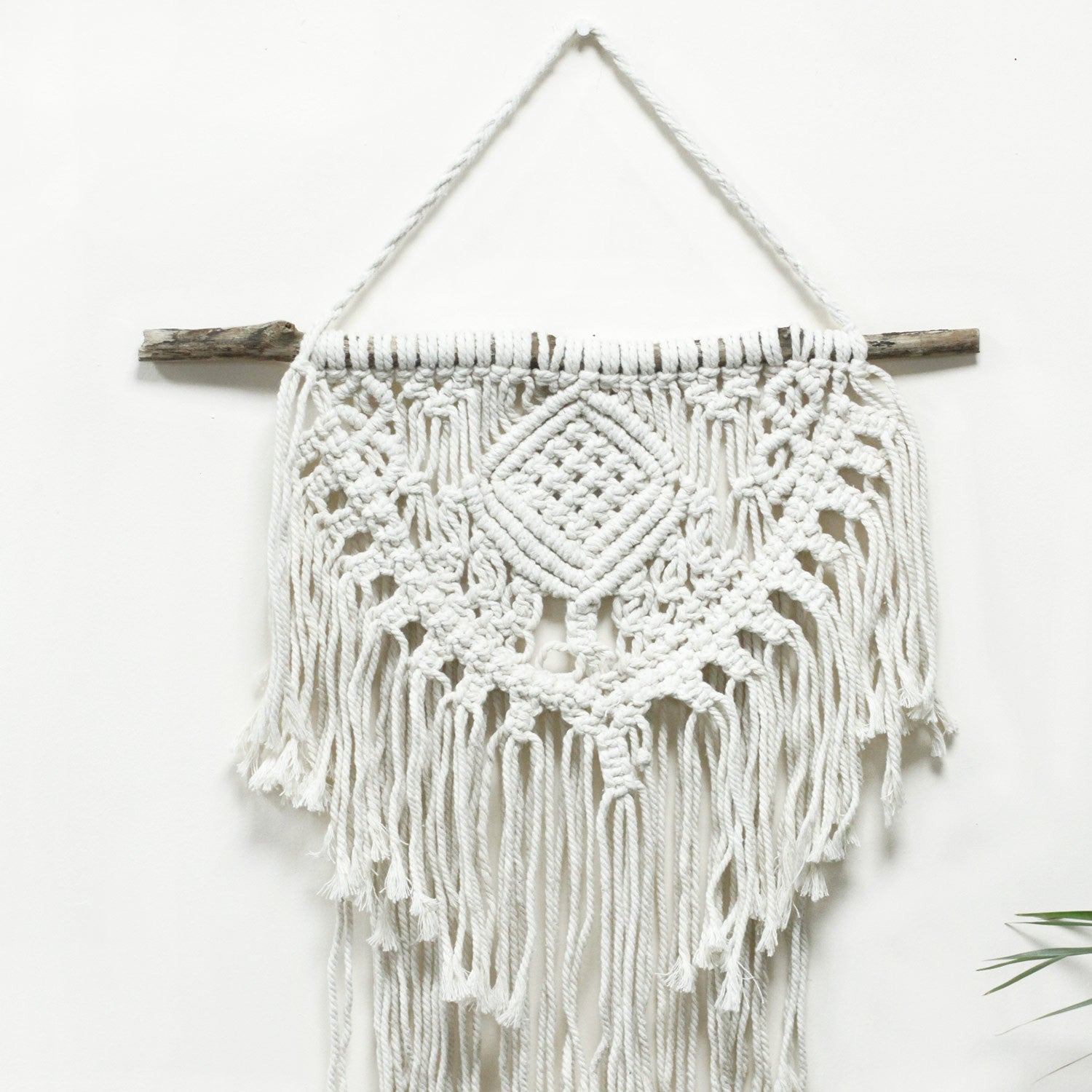Home & Heart Macrame Wall Hanging - Ellie J Shoppe