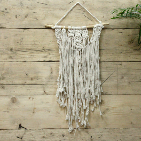 The Wedding Blessing Macrame Wall Hanging - Ellie J Shoppe