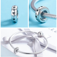 Heart Spacer Charm - Ellie J Shoppe