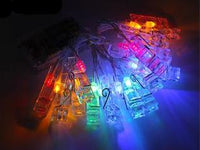 Clip LED String Lights - Ellie J Shoppe
