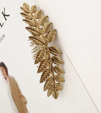 Fern Leaf Hair Comb - Ellie J Shoppe