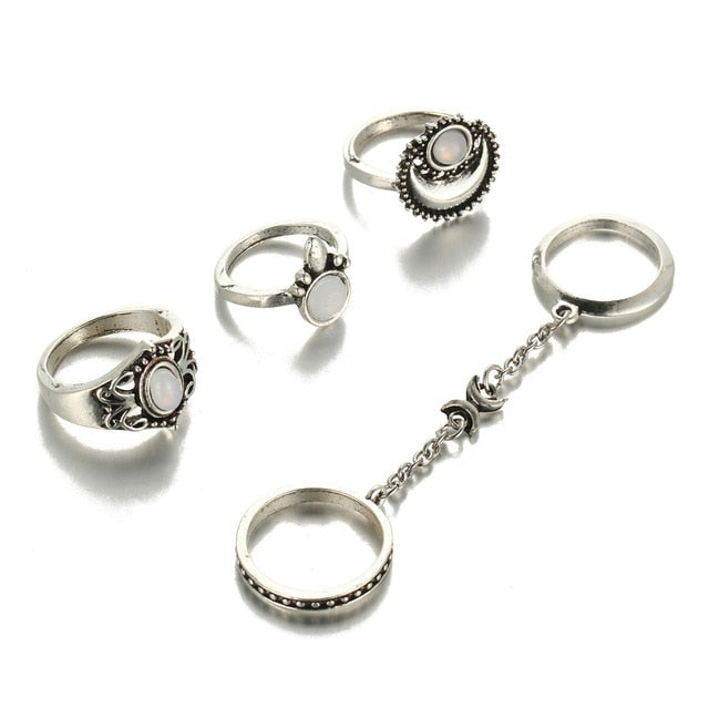 WYNONA Assorted Ring Set