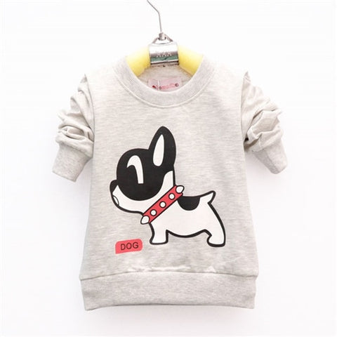 French Bulldog Print Sweatshirt - Ellie J Shoppe