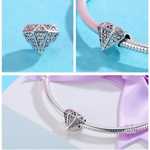 Diamond Charm - Ellie J Shoppe