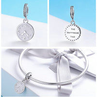 Clock Charm - Ellie J Shoppe