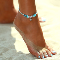 Kinsley Ankle Bracelet - Ellie J Shoppe