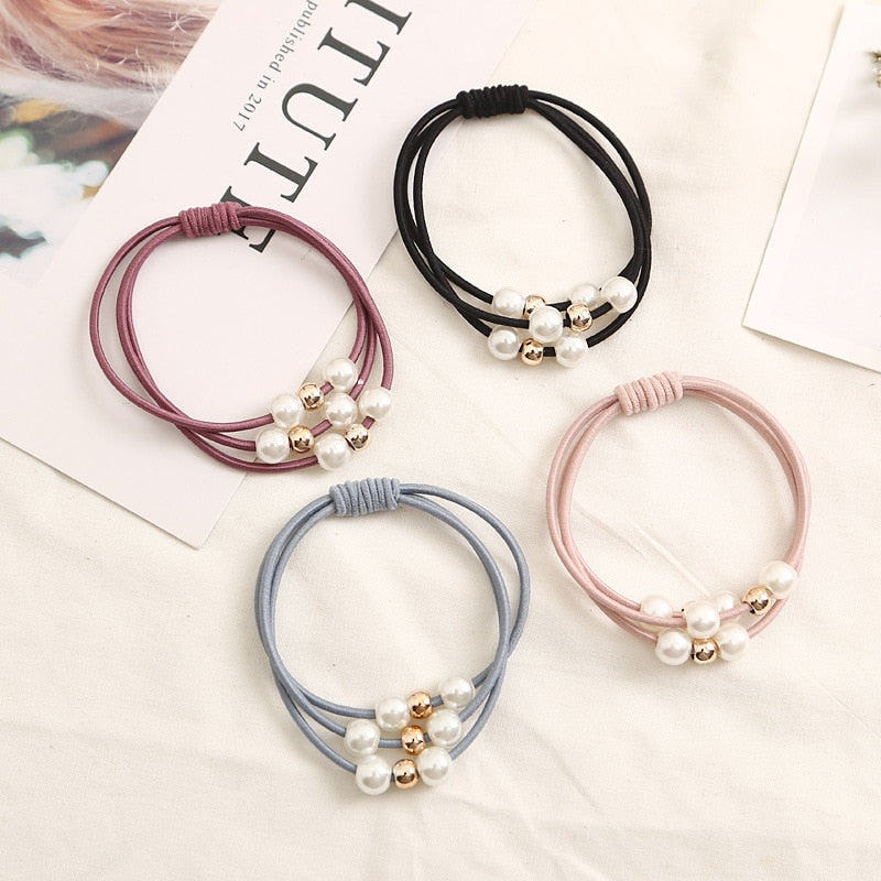 Triple Band Hair Tie - Ellie J Shoppe