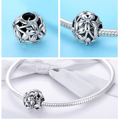 Ball of Flowers Charm - Ellie J Shoppe