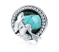 Sitting Mermaid Charm - Ellie J Shoppe