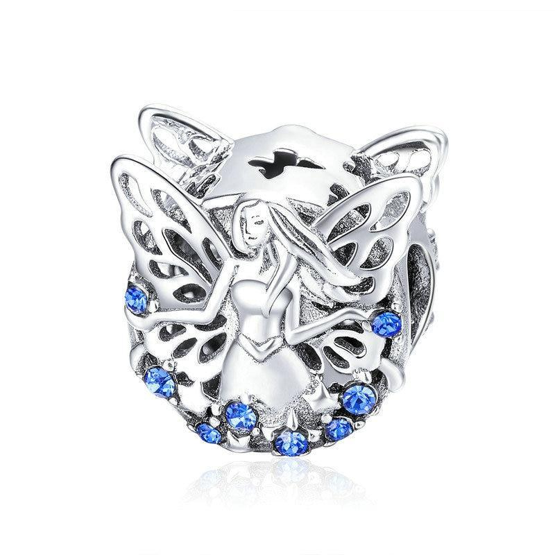 Blue Fairy Charm - Ellie J Shoppe